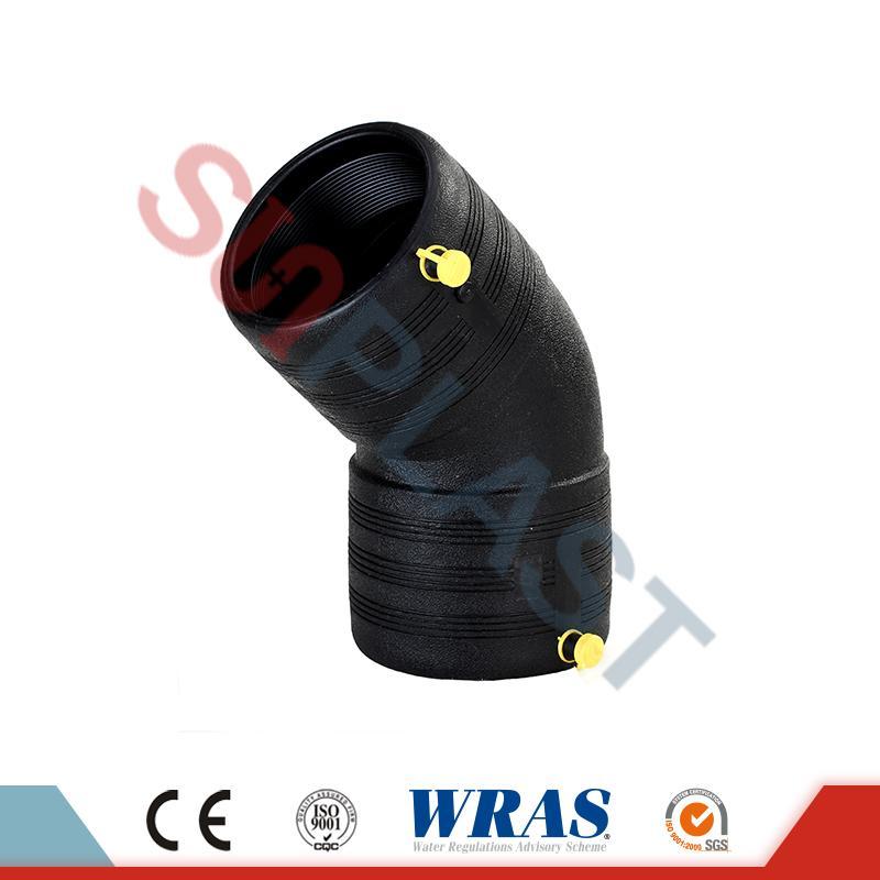 HDPE Electrofusion Kolanko 45 stopni