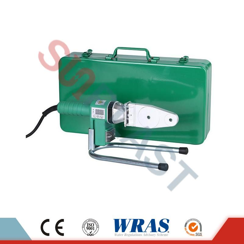20-32mm Socket Fusion Welding Machine For PPR Pipe & HDPE Pipe