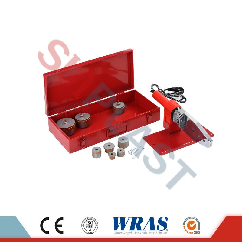 20-63mm Socket Fusion Welding Machine For PPR Pipe & HDPE Pipe