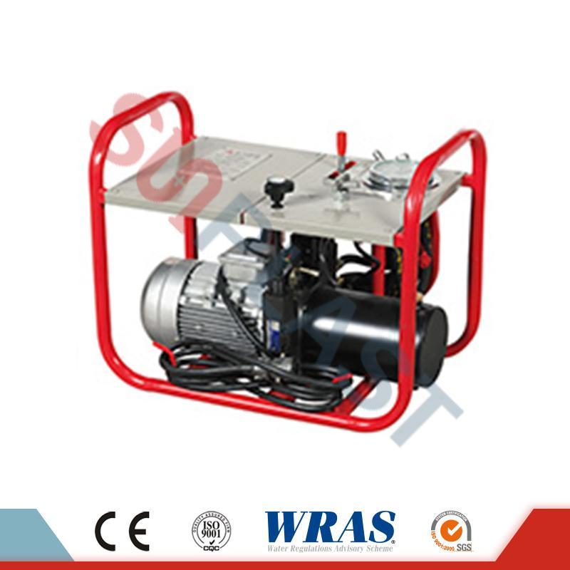 400-630mm Hydrauliczna maszyna do zgrzewania doczołowego do rur HDPE