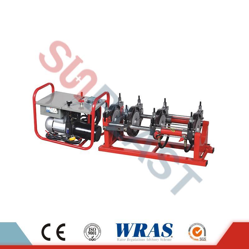 160-315mm Hydrauliczna maszyna do zgrzewania doczołowego do rur HDPE