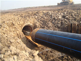HDPE Pipe In SDR11